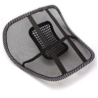 Comfortable Mesh Ventilate Office Chair Car seat Massage Back Lumbar Support Buy 1 get 1