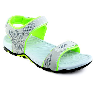 69cc076f73ae Buy Lancer Grey Green Sandals Online - Get 34% Off