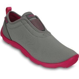 35fec5d7ea0ca Buy Crocs Women Grey Casual Shoes Online - Get 47% Off