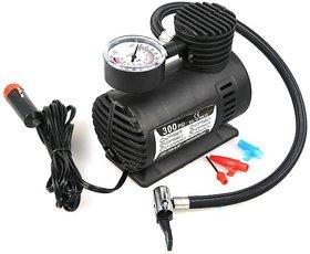 Takecare Cordless 12V Electric Car Tyre Air Pump Compressor Inflator Black