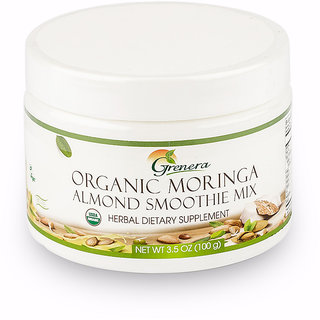 Moringa Almond Smoothie Mix-100 gram