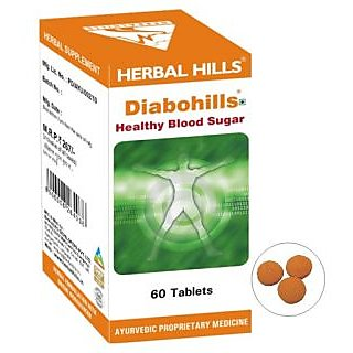 Herbal Diabetes Control - 60 Tablets