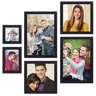 SwadesiStuff MDF photo frame Collage for wall Dcor/ Home dcor
