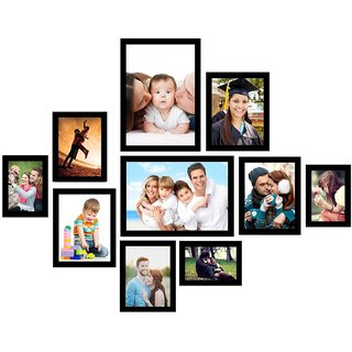 SwadesiStuff MDF photo frame Collage for wall Dcor/ Home dcor