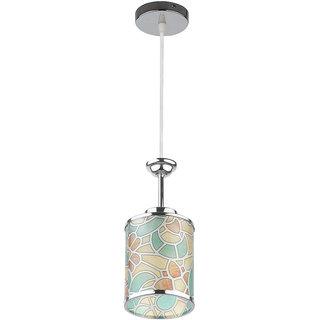LeArc Designer Lighting Glass Metal Pendent Single HL3930-1