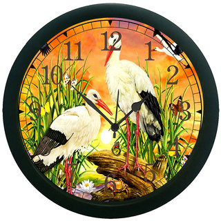 meSleep Duck 3D Wall Clock (With Glass)