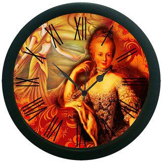 meSleep Queen Wall Clock (With Glass)