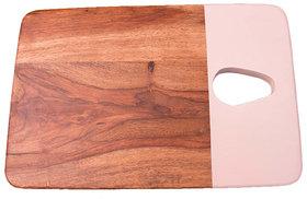 Premium Brown Wooden Chopping Board