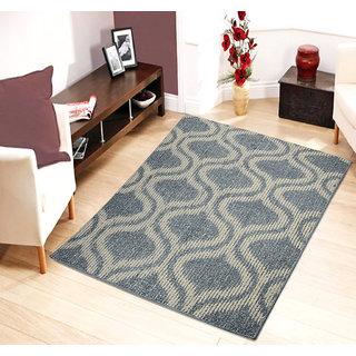 Saral Home Soft Modern Cotton Floor Carpet- 120x180 cm