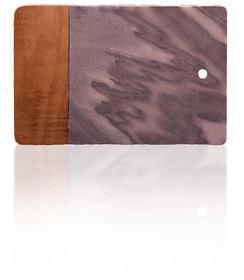 Flat Grey Marble Chopping Board
