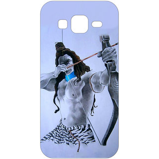 Seasons4You Designer back cover for  Samsung J7 2016
