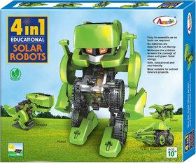 Krasa Annie 4in1 solar robot Kit