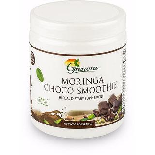 Grenera Moringa Choco Smoothie Mix-240 gram