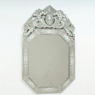 Quality Glass Hexagonal Venetian Mirros For Walls