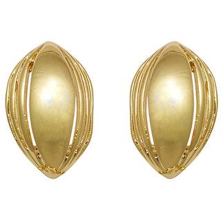 e84391f76 Buy JewelMaze Zinc Alloy Gold Plated Stud Earrings -FAA0392 Online ...