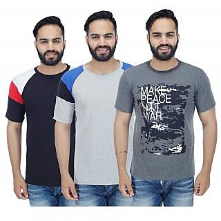 Christy'S Collection Full Sleeve T-Shirt Pack Of 3