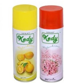 Spray Air freshner 2 pcs Set Lemon  Rose , Long lasting Ecofriendly This special water based formulation