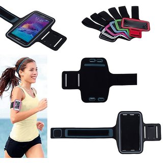 official photos 022e5 a9404 Mobile Arm Band Sports Arm Band,Sports Arm Band, Mobile Case For Running  Jogging Sports Gym Activities - For All Smartphones Upto 5.5 inch Mobile ...