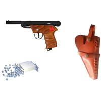 Bond Wooden Air Gun With Cover 100 Pallets Free