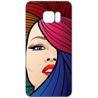 Seasons4You Designer back cover for  Samsung Galaxy S6 Edge