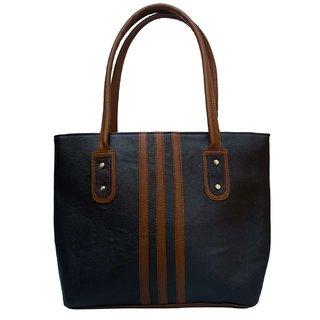 Clementine Black Handbag (sskclem239)