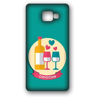 Seasons4You Designer back cover for  Samsung Galaxy A7 ( 2016 )