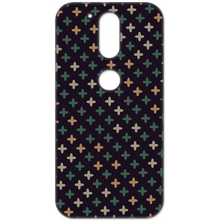 Seasons4You Designer back cover for  Motorola Moto G4 Plus