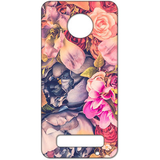 Seasons4You Designer back cover for  Moto Z Play