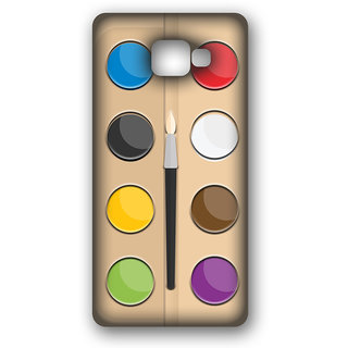 Seasons4You Designer back cover for  Samsung Galaxy A9