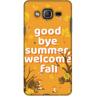 Amzer Designer Case - Goodbye Summer For Samsung Galaxy On7