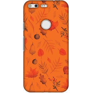 Amzer Designer Case - Colours Of Autumn For Google Pixel XL