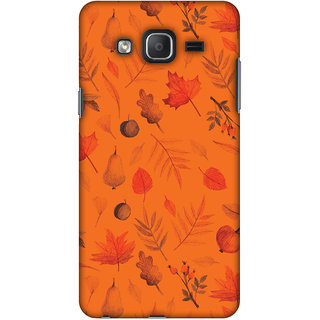 Amzer Designer Case - Colours Of Autumn For Samsung Galaxy On7