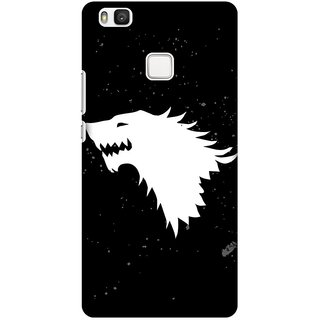 Amzer Designer Case - Team Stark For Huawei P9 Lite