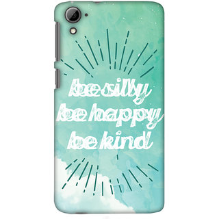 Amzer Designer Case - Be Silly For HTC Desire 826