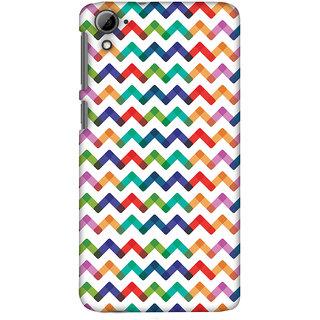 Amzer Designer Case - Chevron Chic 1 For HTC Desire 826