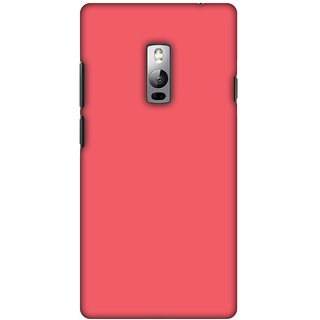 Amzer Designer Case - Amaranth Red For OnePlus 2