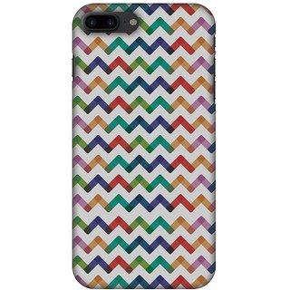 Amzer Designer Case - Chevron Chic 1 For IPhone 8 Plus