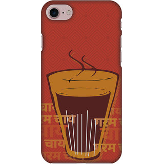 Amzer Designer Case - Cutting Chai For The Soul For IPhone 8