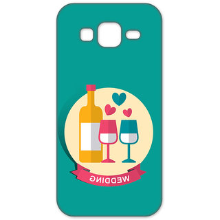 Seasons4You Designer back cover for  Samsung Galaxy A8