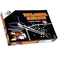 Ekta Classical Magic Show Board Game Family Game