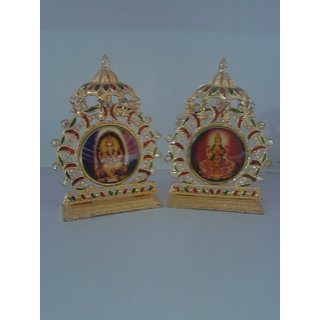 Gift for every Home  God Ganesha +  Goddless Laxmi