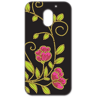 Seasons4You Designer back cover for  Motorola Moto G2