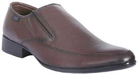 Allen Cooper AC-708 Brown Men's Formal Shoes