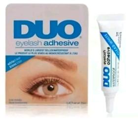 Duo Eyelash Glu With Free Ads Transperant Mascara