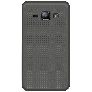 Samsung Galaxy J1 Ace Soft Silicon Cases Mobik - Grey