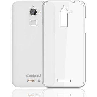 Coolpad Note 3 Lite Cover By Deltakart - Transparent