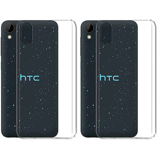HTC Desire 825 Cover By Mobik - Transparent