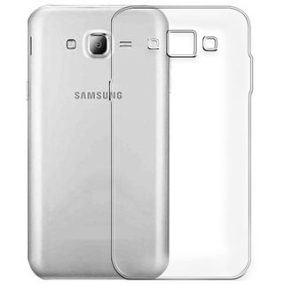 Deltakart Back Cover For Samsung Galaxy J2 - Transparent