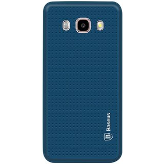 Samsung Galaxy J5 (2016) Soft Silicon Cases Mobik - Blue