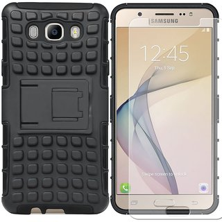 Samsung Galaxy On8 Cover Combo By Deltakart